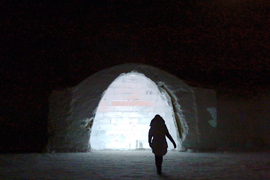 Ice Hotel A